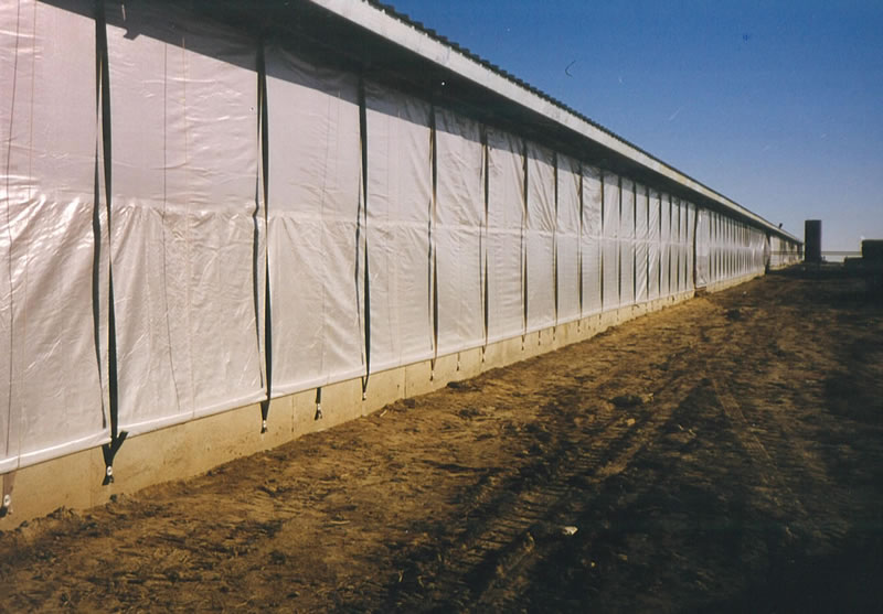 original product line, we are a custom manufacturer of barn curtains ...